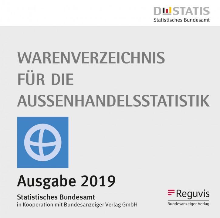 Warenverzeichnis für die Außenhandelsstatistik - CD-ROM Ausgabe 2019