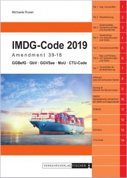 IMDG-Code Ausgabe 2019