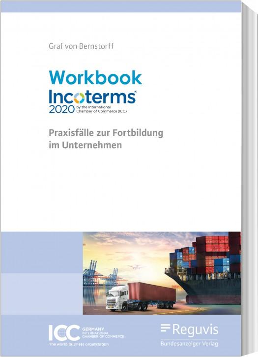 Workbook Incoterms® 2020 - Erscheinungsdatum: August 2020