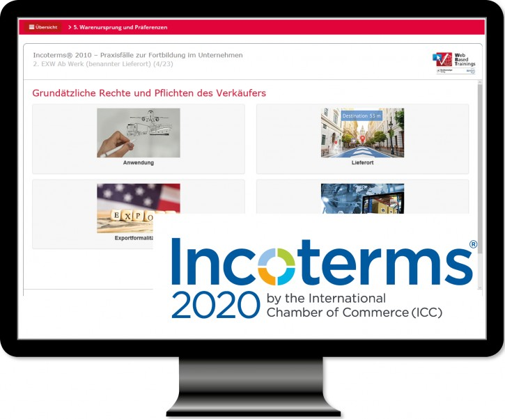 Incoterms®2020 - In Vorbereitung