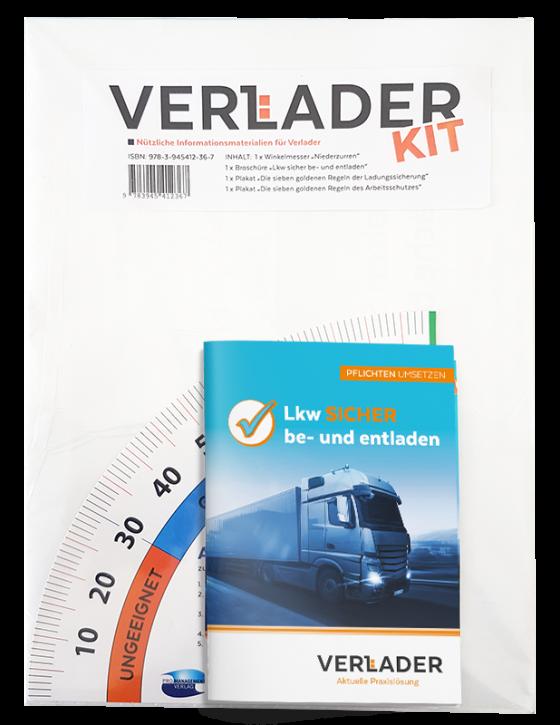 VERLADER-KIT - Nützliche Informationsmaterialien für Verlader
