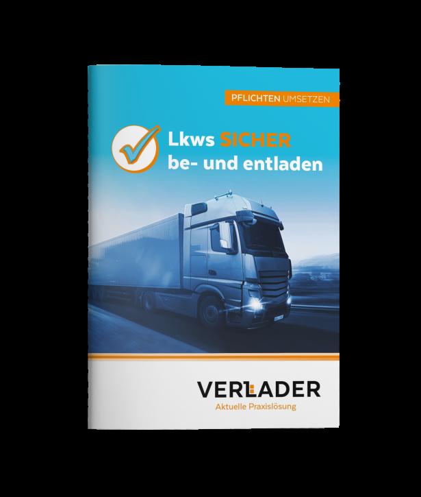"""VERLADER – """"Lkws sicher be- und entladen"""""""