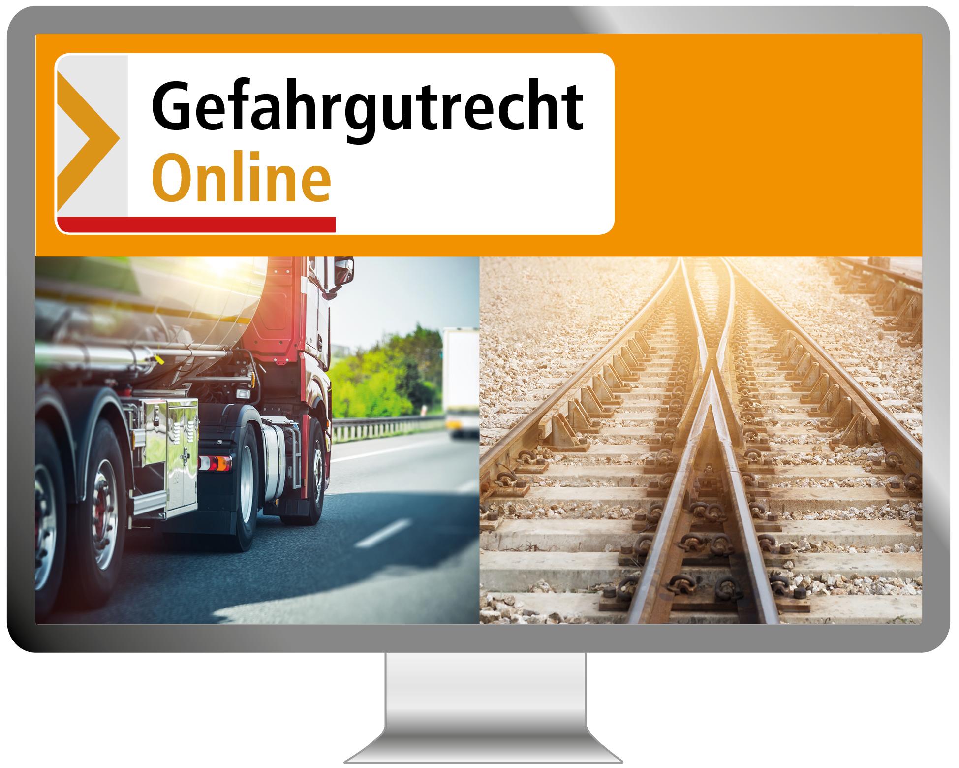 Gefahrgutrecht Online