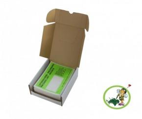 Lieferscheintaschen C6 Grün aus Papier, VPE 500 unterverpackt zu 250 Stück